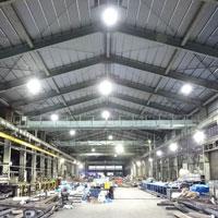九州沖縄LED照明取替工事